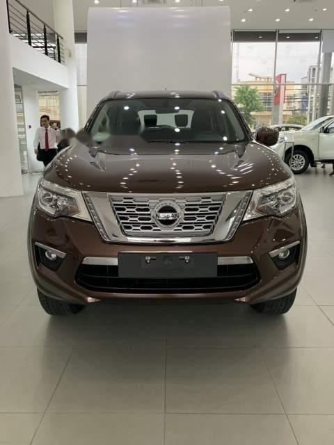 Bán xe Nissan X Terra đời 2018, màu nâu, nhập khẩu Thái-1