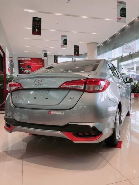 Bán Toyota Vios năm sản xuất 2019, màu bạc-3