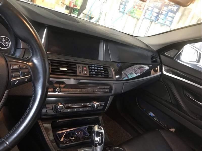 Cần bán xe BMW 5 Series 523i năm sản xuất 2011, màu bạc chính chủ-2