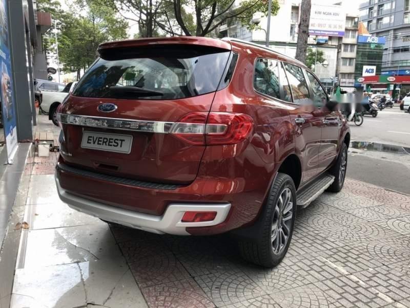 Bán Ford Everest năm 2019, màu đỏ, nhập khẩu nguyên chiếc-2