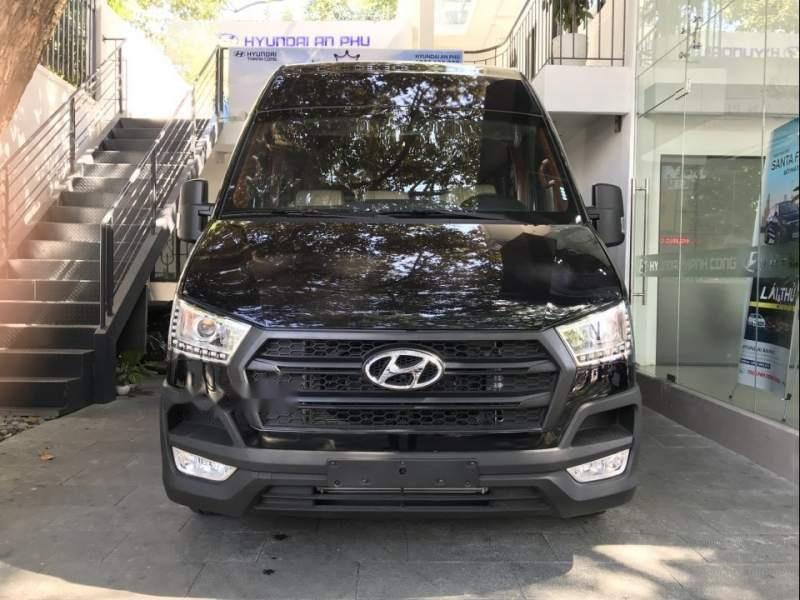 Bán ô tô Hyundai Solati năm sản xuất 2019, màu đen-0