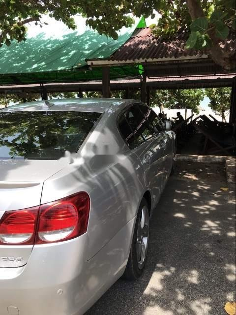 Cần bán gấp Lexus GS GS 350 đời 2007, màu bạc, nhập khẩu nguyên chiếc, giá chỉ 730 triệu-4