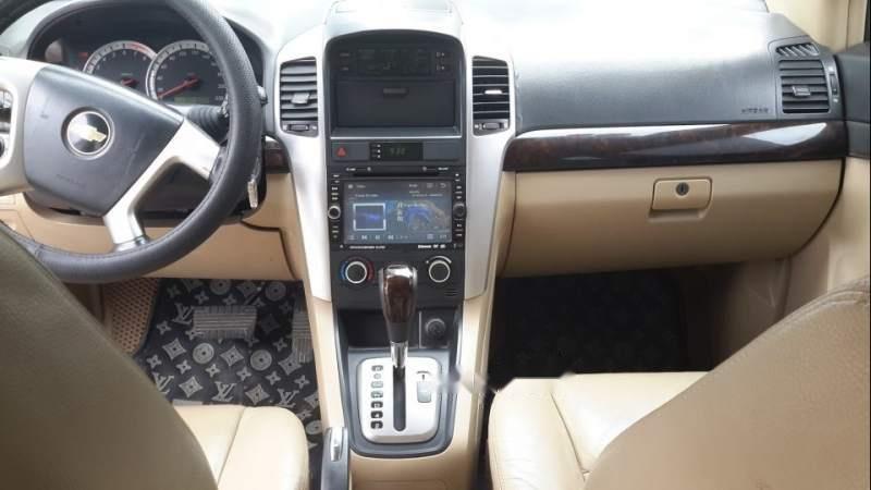 Cần bán xe Chevrolet Captiva sản xuất năm 2008, màu bạc -3