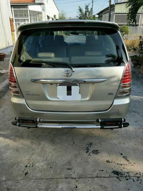 Cần bán Toyota Innova J 2007 xe gia đình-0