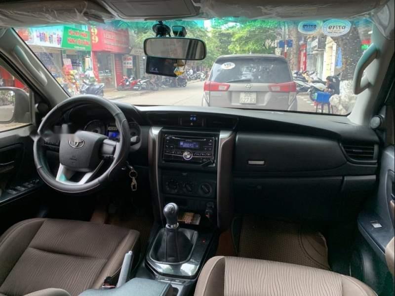 Bán xe Toyota Fortuner 2016, màu xám, xe nhập còn mới (5)