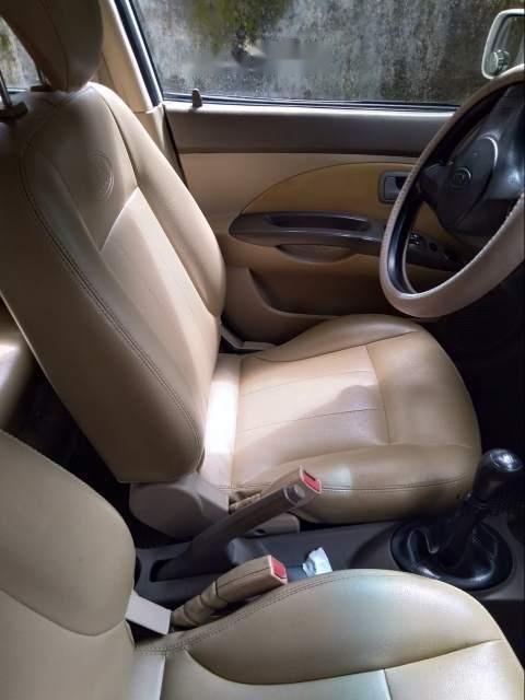 Bán ô tô Kia Morning đời 2007, màu trắng, nhập khẩu như mới-3