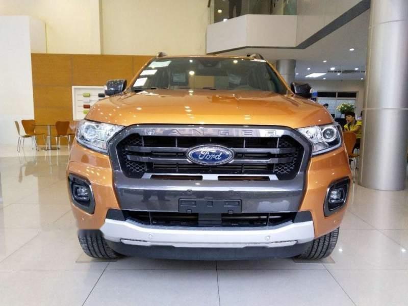 Cần bán Ford Ranger Wildtrak đời 2019, xe nhập, 868tr-1