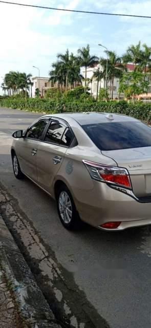 Cần bán lại xe Toyota Vios E năm sản xuất 2017, 465 triệu-0