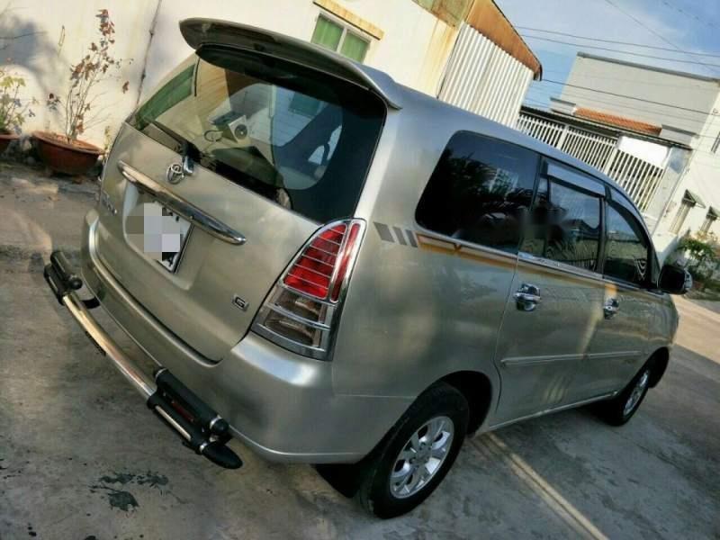 Cần bán Toyota Innova J 2007 xe gia đình-2