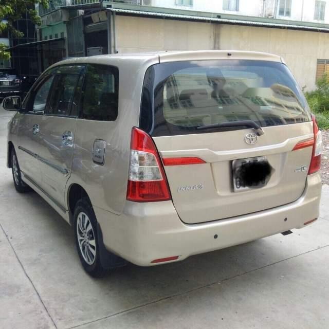 Cần bán lại xe Toyota Innova sản xuất năm 2016-1