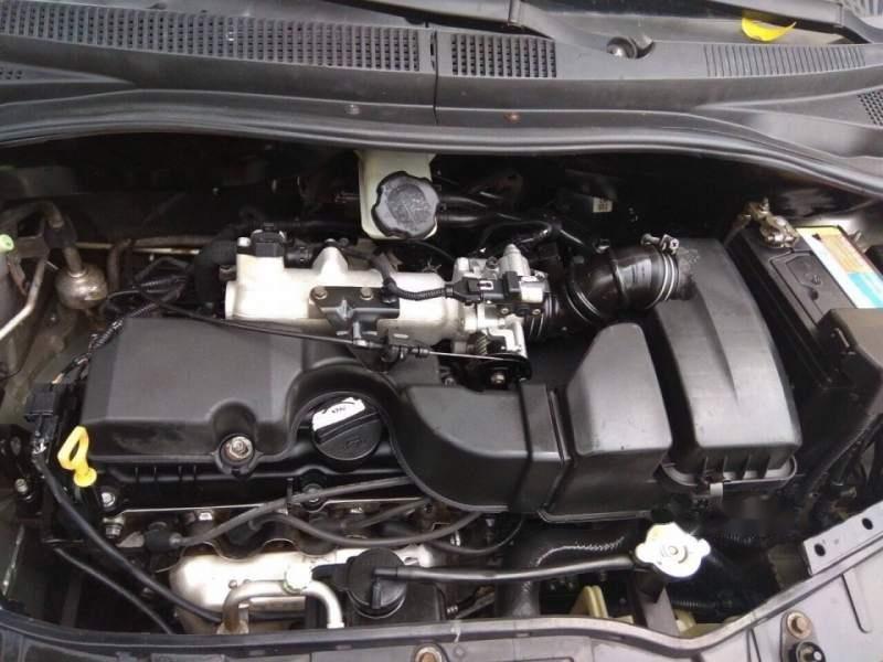 Bán ô tô Kia Morning đời 2007, màu trắng, nhập khẩu như mới-1