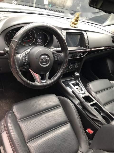 Bán Mazda 6 năm sản xuất 2016, màu trắng số tự động (4)