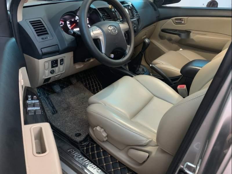 Cần bán xe Toyota Fortuner đời 2015 còn mới, giá tốt-1