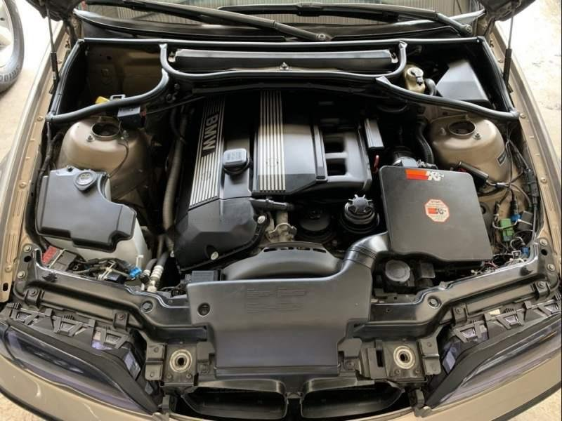 Bán ô tô BMW 3 Series 325i đời 2004, nhập từ Đức số tự động-4