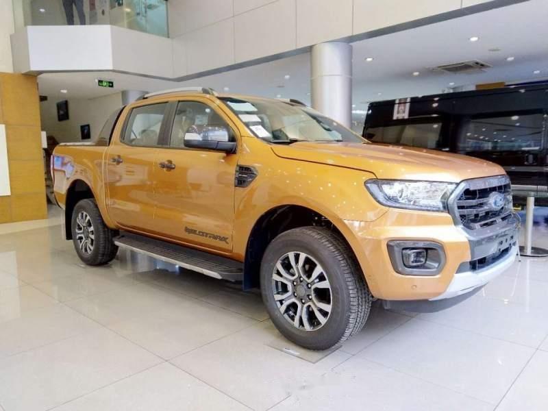 Cần bán Ford Ranger Wildtrak đời 2019, xe nhập, 868tr-0