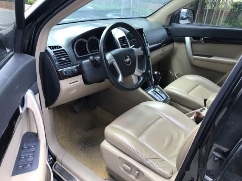 Cần bán Chevrolet Captiva sản xuất năm 2007, màu đen, giá chỉ 280 triệu-2
