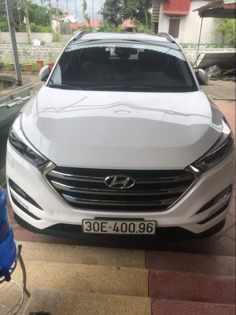 Bán Hyundai Tucson đời 2016, màu trắng, xe nhập chính chủ-3