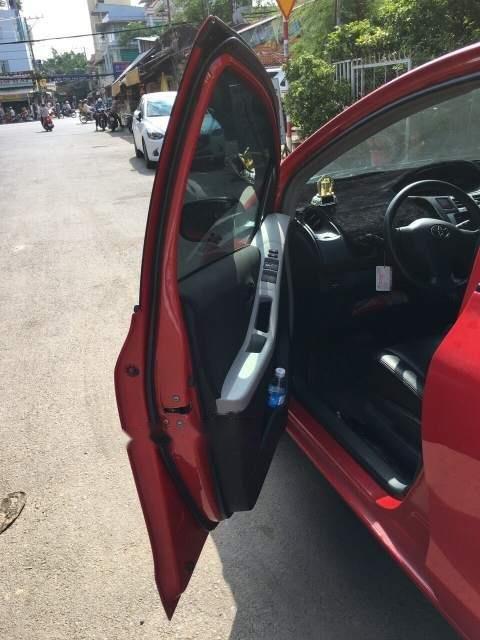 Bán xe Toyota Yaris năm 2008, màu đỏ, nhập khẩu số tự động, giá tốt-2