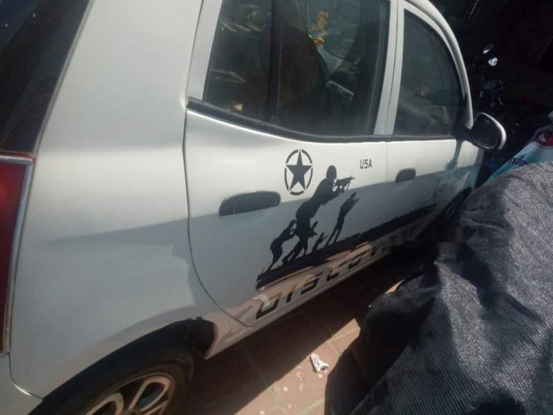 Bán Kia Morning Van đời 2012, màu trắng xe gia đình-1