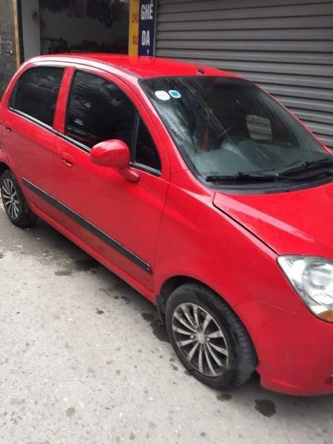 Cần bán xe Chevrolet Spark Van 2012, màu đỏ, chính chủ giá cạnh tranh-0