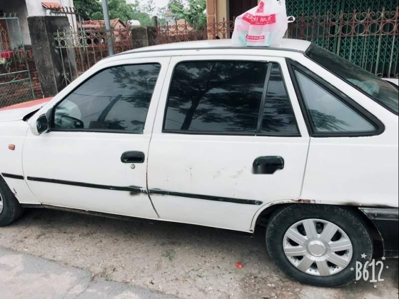 Bán Daewoo Cielo đời 1996, màu trắng, nhập khẩu-2