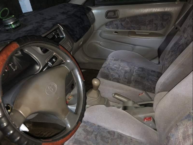 Cần bán xe Toyota Corolla năm 1998, màu xám, nhập khẩu nguyên chiếc, ít sử dụng giá cạnh tranh-2
