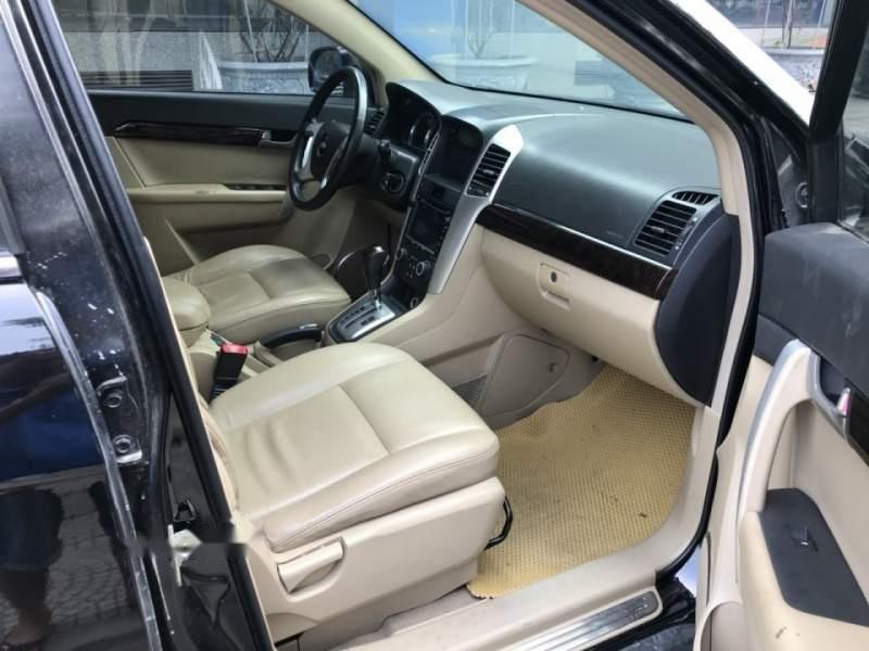 Cần bán Chevrolet Captiva sản xuất năm 2007, màu đen, giá chỉ 280 triệu-5