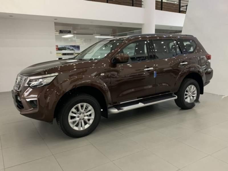 Bán xe Nissan X Terra đời 2018, màu nâu, nhập khẩu Thái-0