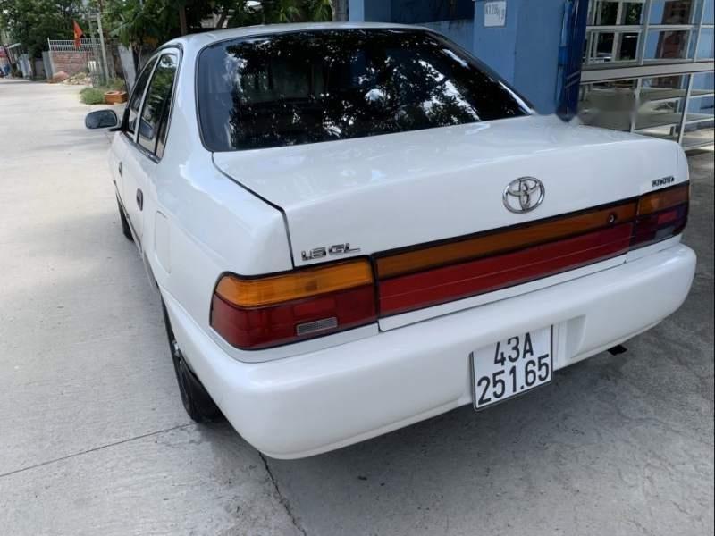 Cần bán gấp Toyota Corolla altis 1996, màu trắng, nhập khẩu-2