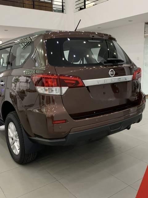 Bán xe Nissan X Terra đời 2018, màu nâu, nhập khẩu Thái-2