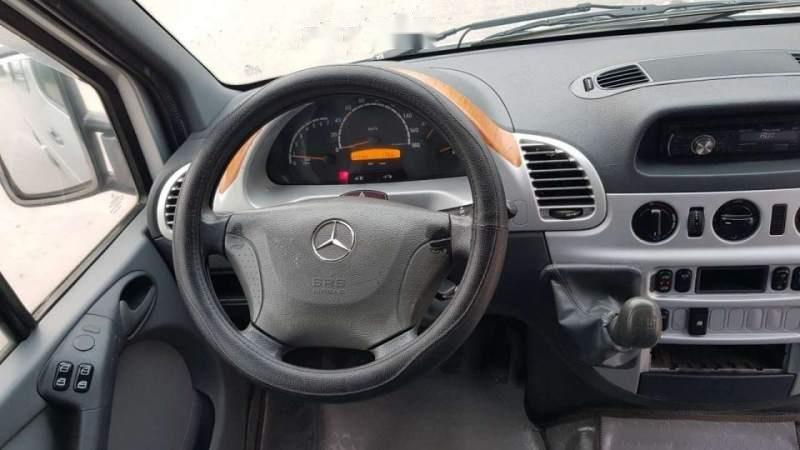 Bán Mercedes Sprinter sản xuất năm 2011, màu bạc-2