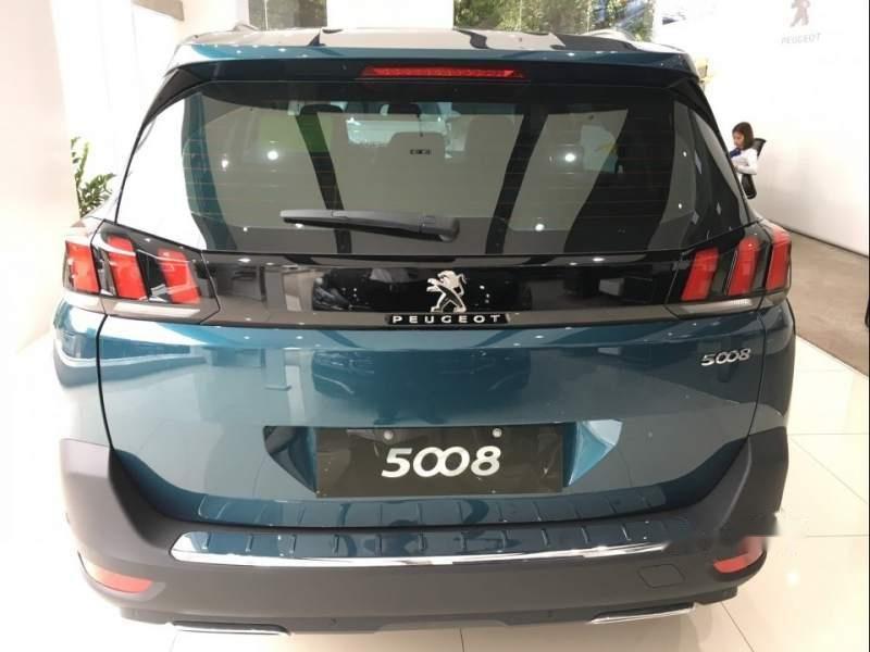 Cần bán Peugeot 5008 năm 2019, màu xanh -4