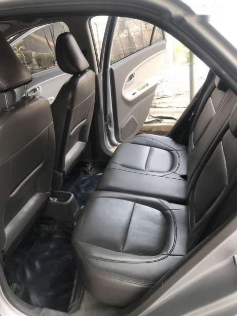 Bán xe Kia Morning năm 2015, màu bạc-4
