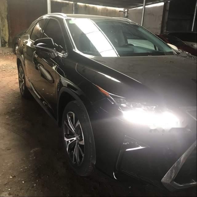 Bán ô tô Lexus RX 350 năm sản xuất 2017, nhập khẩu nguyên chiếc (1)