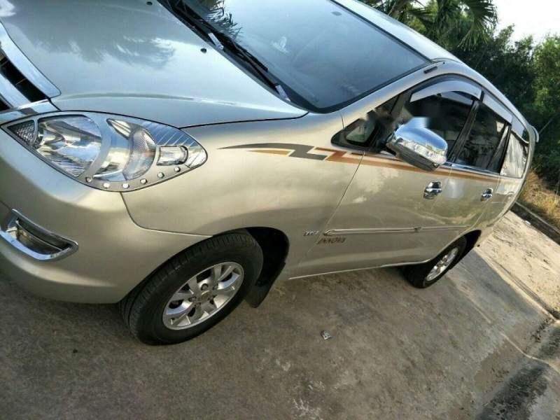 Cần bán Toyota Innova J 2007 xe gia đình-4