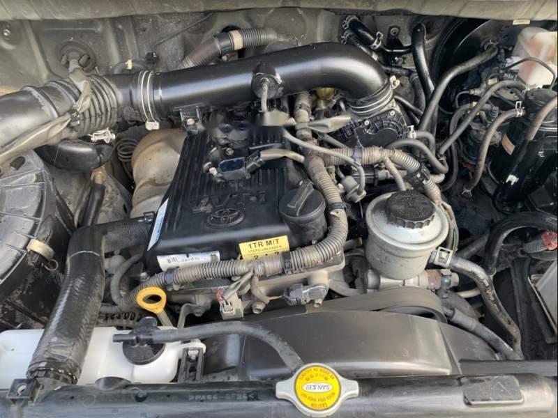 Bán xe Toyota Innova G đời 2006, màu đen xe gia đình-5