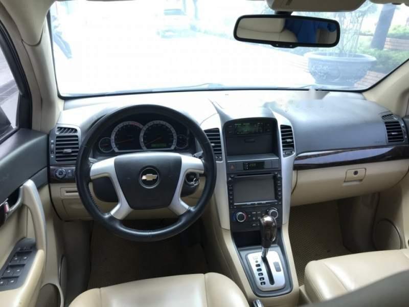 Cần bán Chevrolet Captiva sản xuất năm 2007, màu đen, giá chỉ 280 triệu-4
