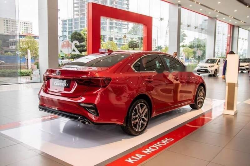 Bán xe Kia Cerato đời 2019, màu đỏ, giá chỉ 559 triệu-2