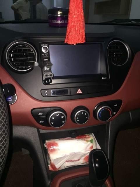Bán Hyundai Grand i10 năm sản xuất 2018, màu đỏ xe gia đình, giá cạnh tranh-1