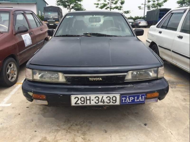 Bán Toyota Camry đời 1989, xe nhập-0