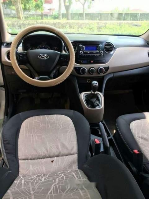 Cần bán Hyundai Grand i10 2015, màu bạc, nhập khẩu, 287tr-3