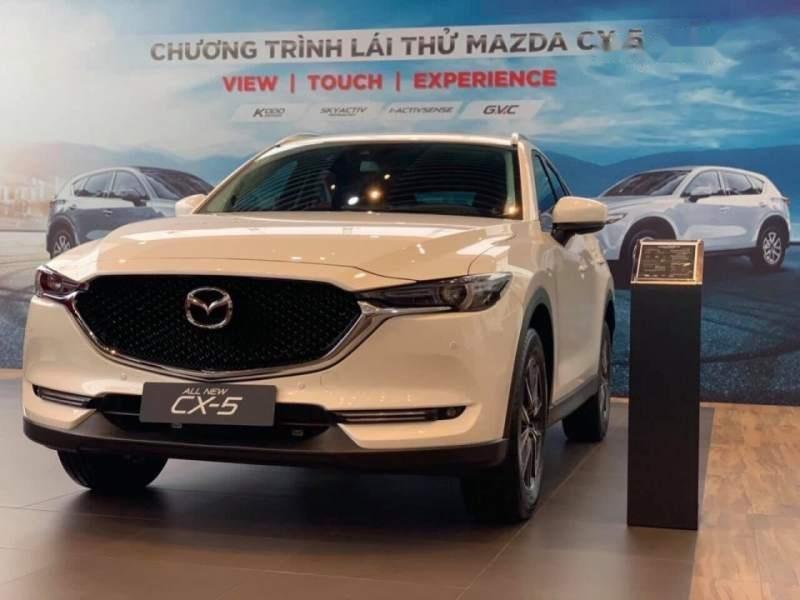 Bán Mazda CX 5 năm sản xuất 2019, màu trắng-2