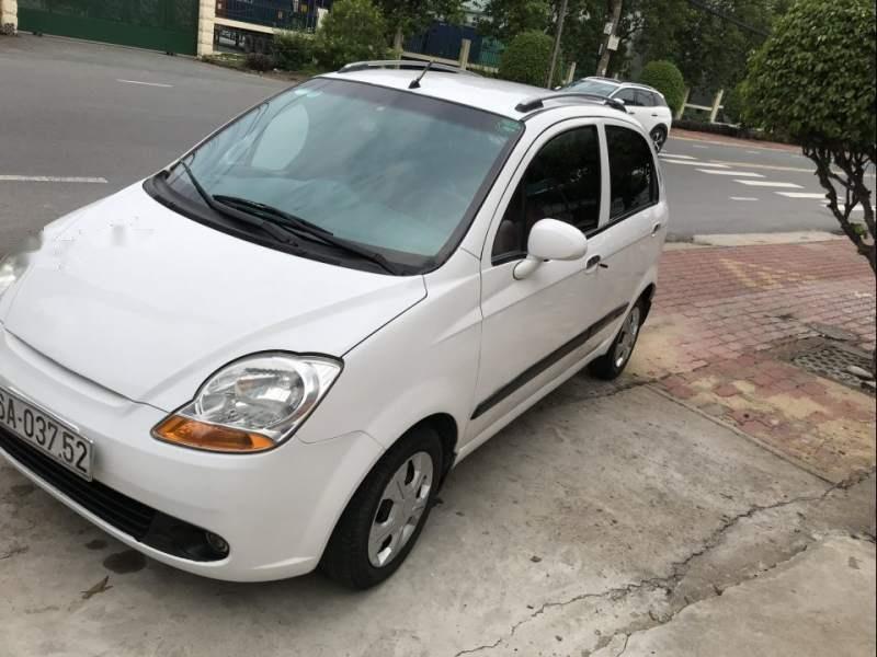 Bán xe Chevrolet Spark đời 2011, màu trắng-2
