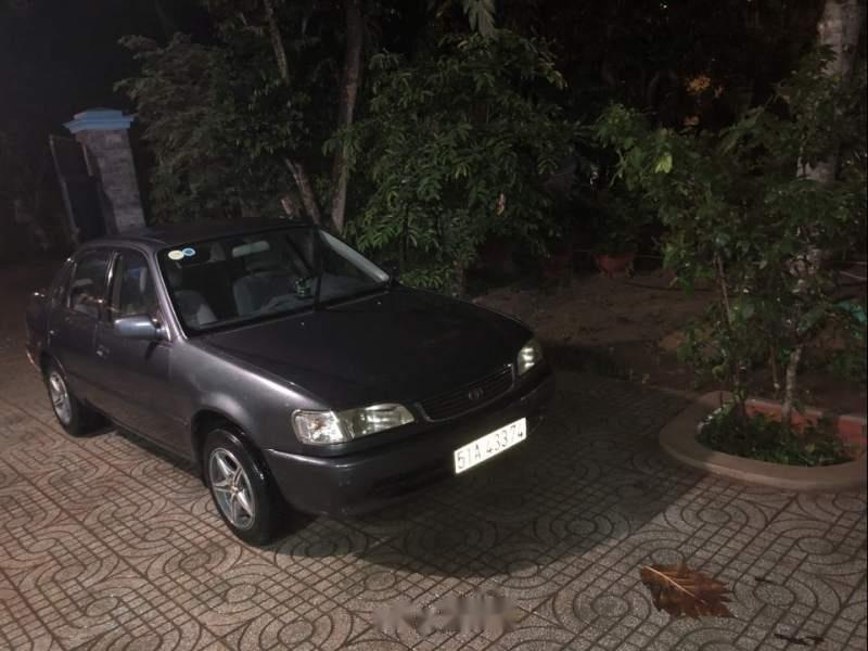 Cần bán xe Toyota Corolla năm 1998, màu xám, nhập khẩu nguyên chiếc, ít sử dụng giá cạnh tranh-0