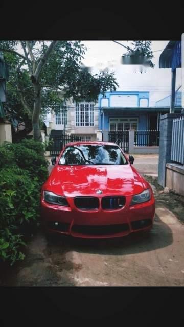 Cần bán BMW 3 Series 320i đời 2010, màu đỏ, nhập khẩu số tự động-4