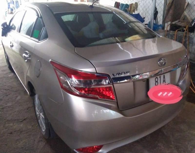 Bán xe Toyota Vios năm sản xuất 2016, nhập khẩu nguyên chiếc, số tự động (1)