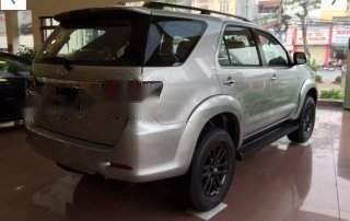 Bán Toyota Fortuner 2.5G sản xuất năm 2016, màu bạc-3