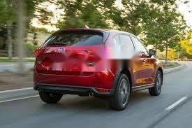 Bán ô tô Mazda CX 5 năm sản xuất 2017, màu đỏ, giá tốt-1