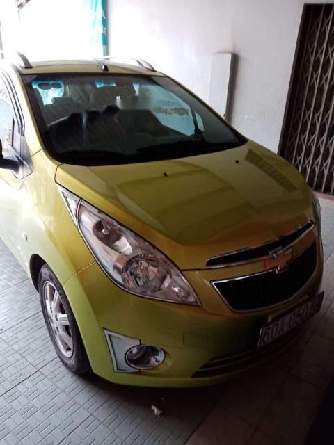 Cần bán xe Chevrolet Spark đời 2012, giá tốt-4