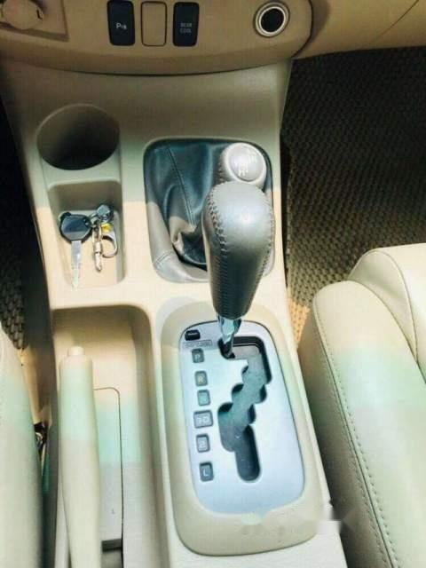 Bán Toyota Fortuner đời 2009, màu bạc-4